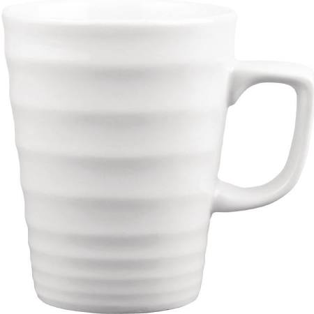 Churchill Latte Ripple Mugs 280ml - Dp872 (Box of 12)
