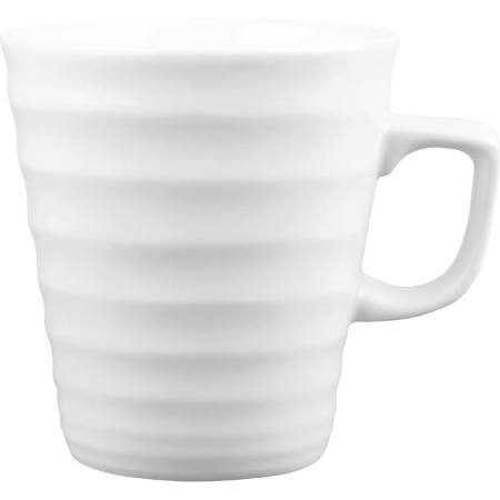Churchill Latte Ripple Mugs 340ml - Dp873 (Box of 6)