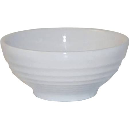 Churchill Bit on The side White Ripple Snack Bowls 120mm - DL406 (Box of 12)