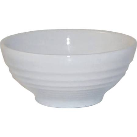 Churchill Bit on The side White Ripple Snack Bowls 102mm - DL405 (Box of 12)