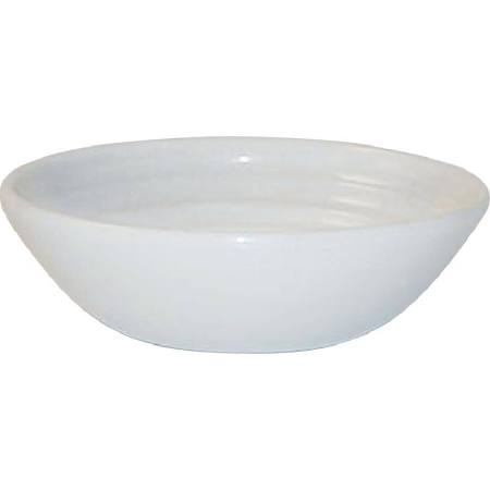 Churchill Bit on The side White Ripple Dip Dishes 113mm - DL420 (Box of 12)