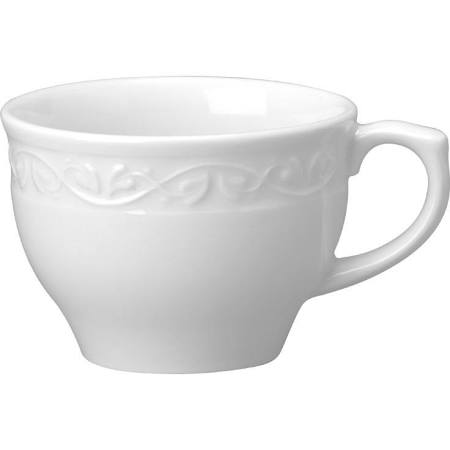 Churchill Chateau Blanc Tea Cups 199ml - M543 (Box of 4)