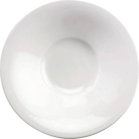 Churchill Art De Cuisine Menu Broad Rim Espresso Saucers 115mm - CE791 (Box of 6)