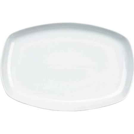 Churchill Art De Cuisine Menu Large Rectangular Platters 355mm - CE739 (Box of 6)