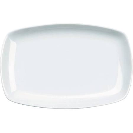 Churchill Art De Cuisine Menu Small Rectangular Platters 245mm - CE737 (Box of 6)
