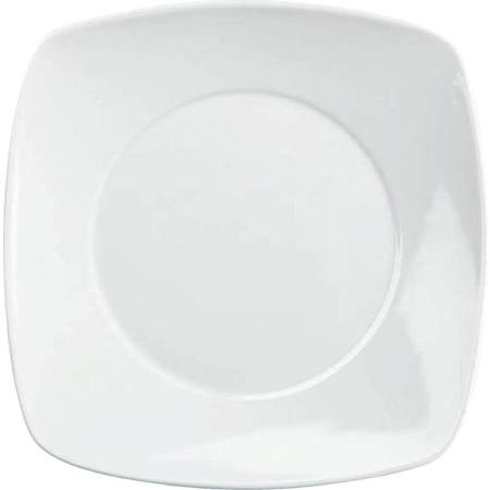 Churchill Art De Cuisine Menu Standard Square Plates 240mm - CE745 (Box of 6)