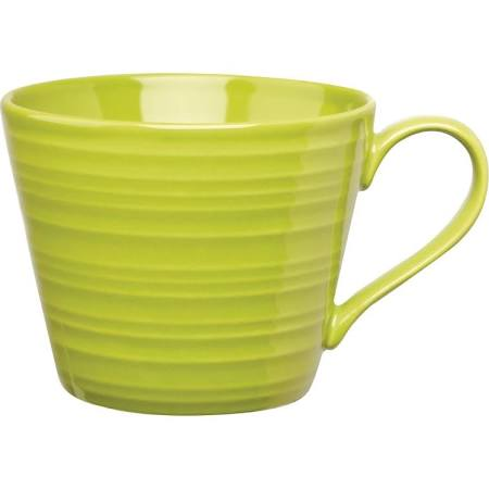 Art De Cuisine Rustics Green Snug Mugs 341ml (Box of 6)