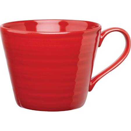 Art De Cuisine Rustics Red Snug Mugs 341ml GF702 (Box of 6)