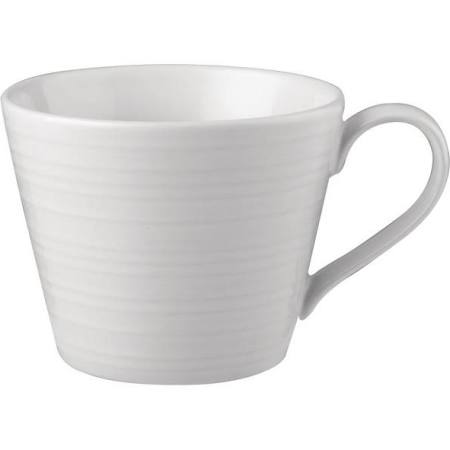 Art De Cuisine Rustics White Snug Mugs 341ml GF700 (Box of 6)