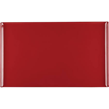 Churchill Alchemy Buffet Melamine Rectangular Tray 530 x 325mm (Box of 2)
