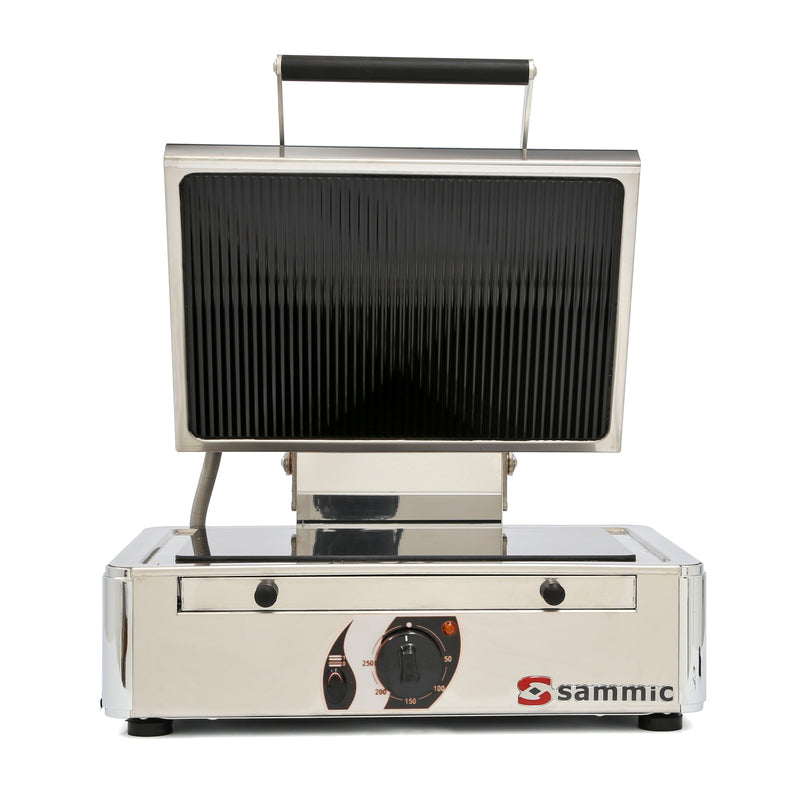 Sammic Vitro grill GV-6LA 230/50-60/1 (smooth - ribbed)