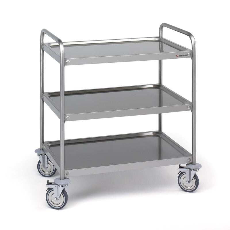 Sammic Transport trolley (3 shelves) 800x500 CS-308
