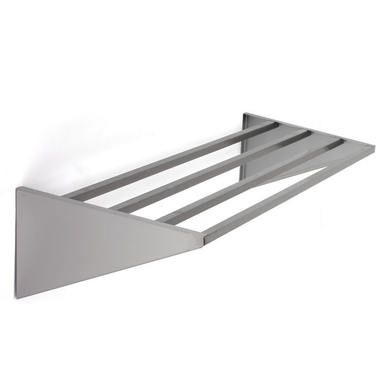 Sammic Tubular wall shelf 1200x400 EPT-412