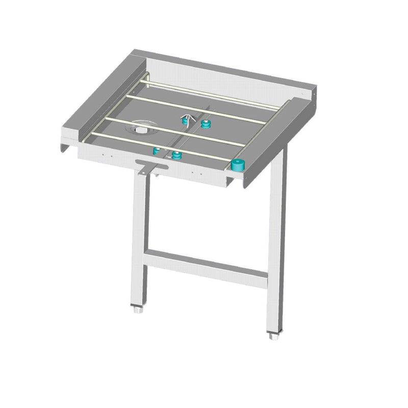 Sammic Loading table for corner MA-90 for SRC-1800