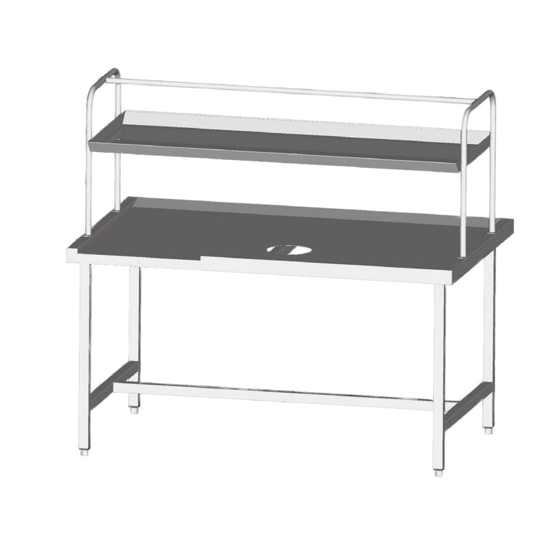 Sammic Basket holder shelf EMD-1600 (1600x600x650)