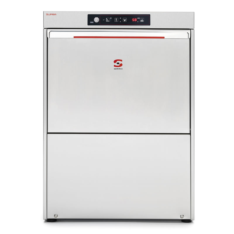 Sammic Dishwasher S-60B 400/50/3 DD (with drain pump)