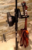 Mic Stand Instrument Hanger.