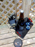 Mic Tray 6X9 w/drink and pick holders