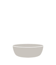 Coupe Line - Cereal Bowl