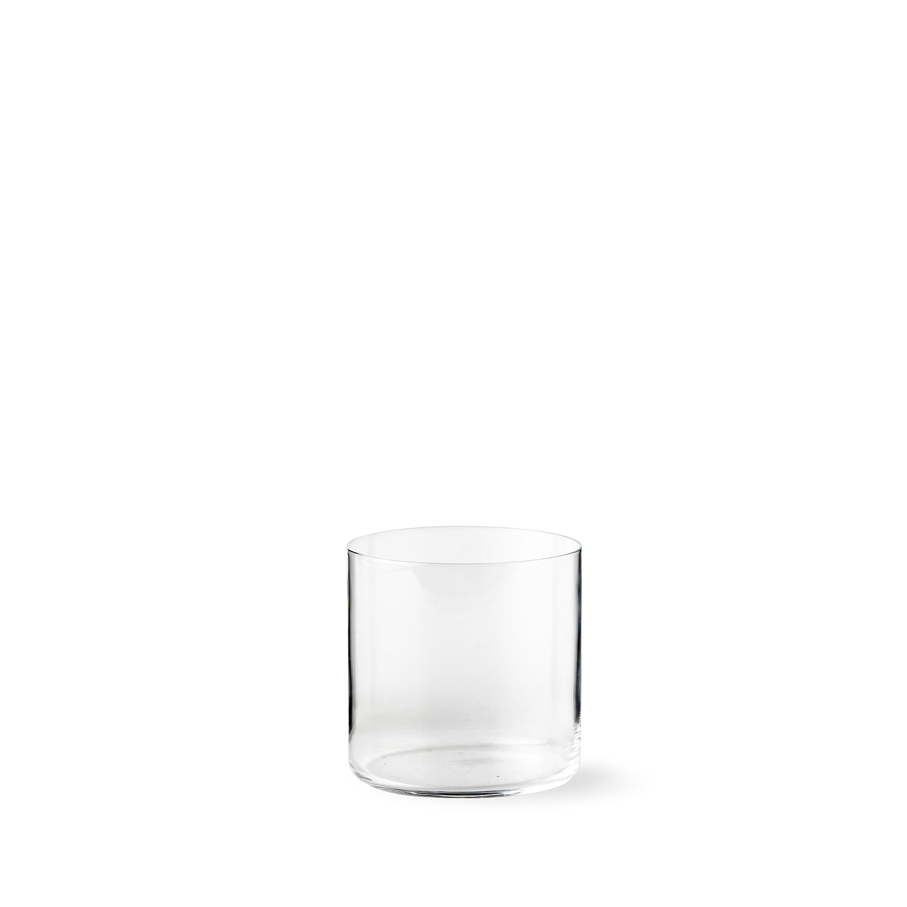 Circle Glass Tumbler 11.8 oz (Set of 6) Zoom Image 1