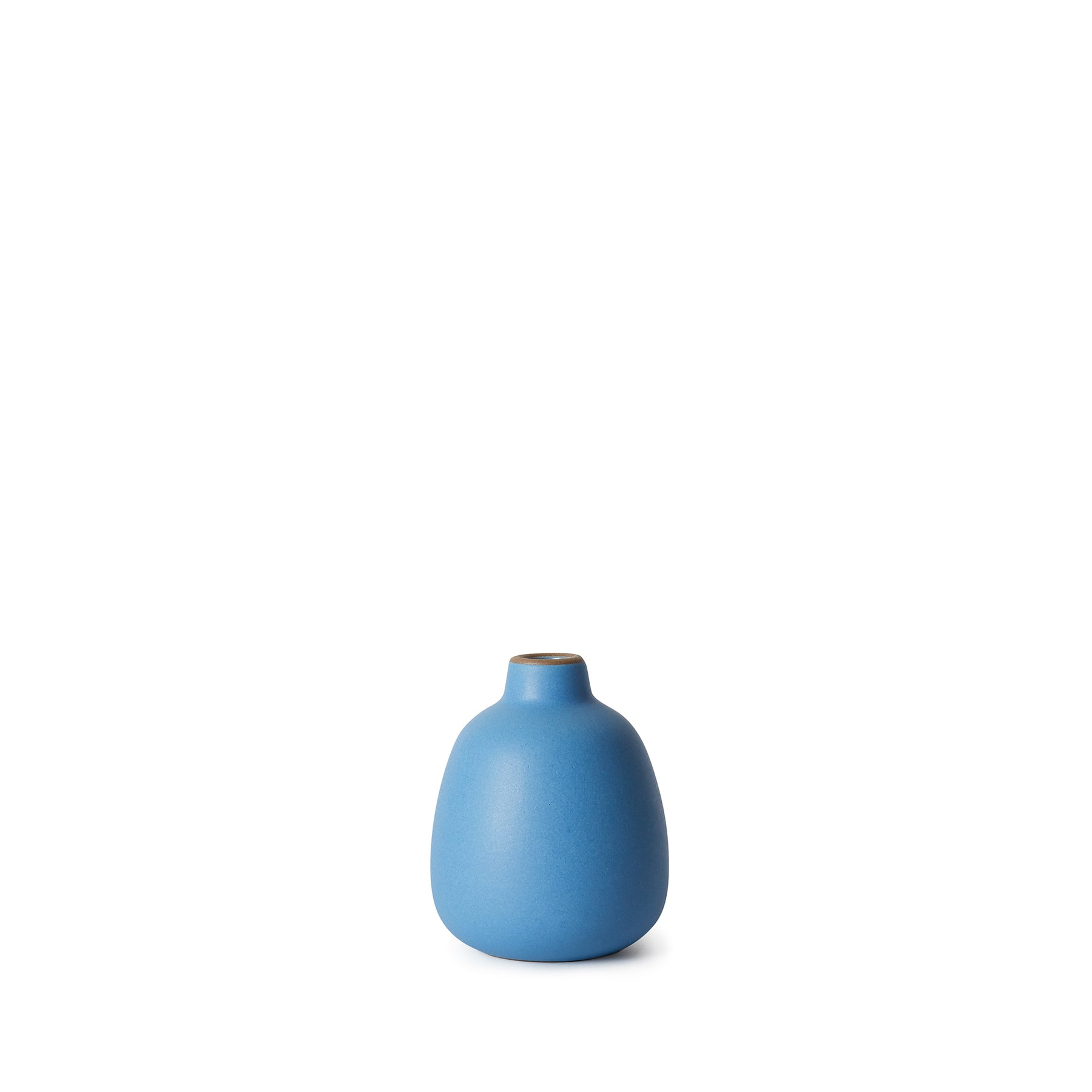 Bud Vase in Bright Blue Zoom Image 1