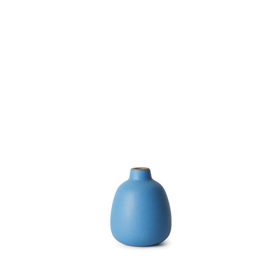 Bud Vase in Bright Blue Image 1