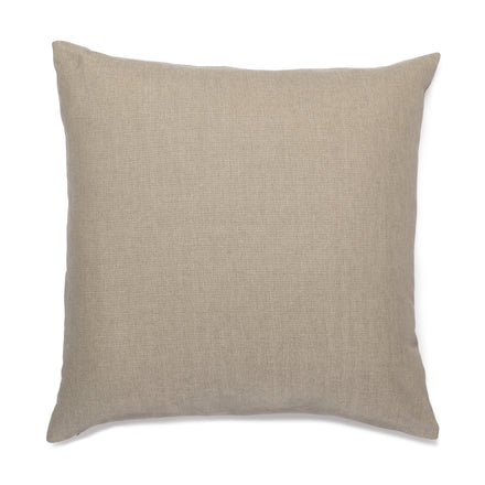 Plush Crush Pillow in Bleached Oak