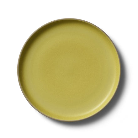 Coupe Serving Platter in Canary
