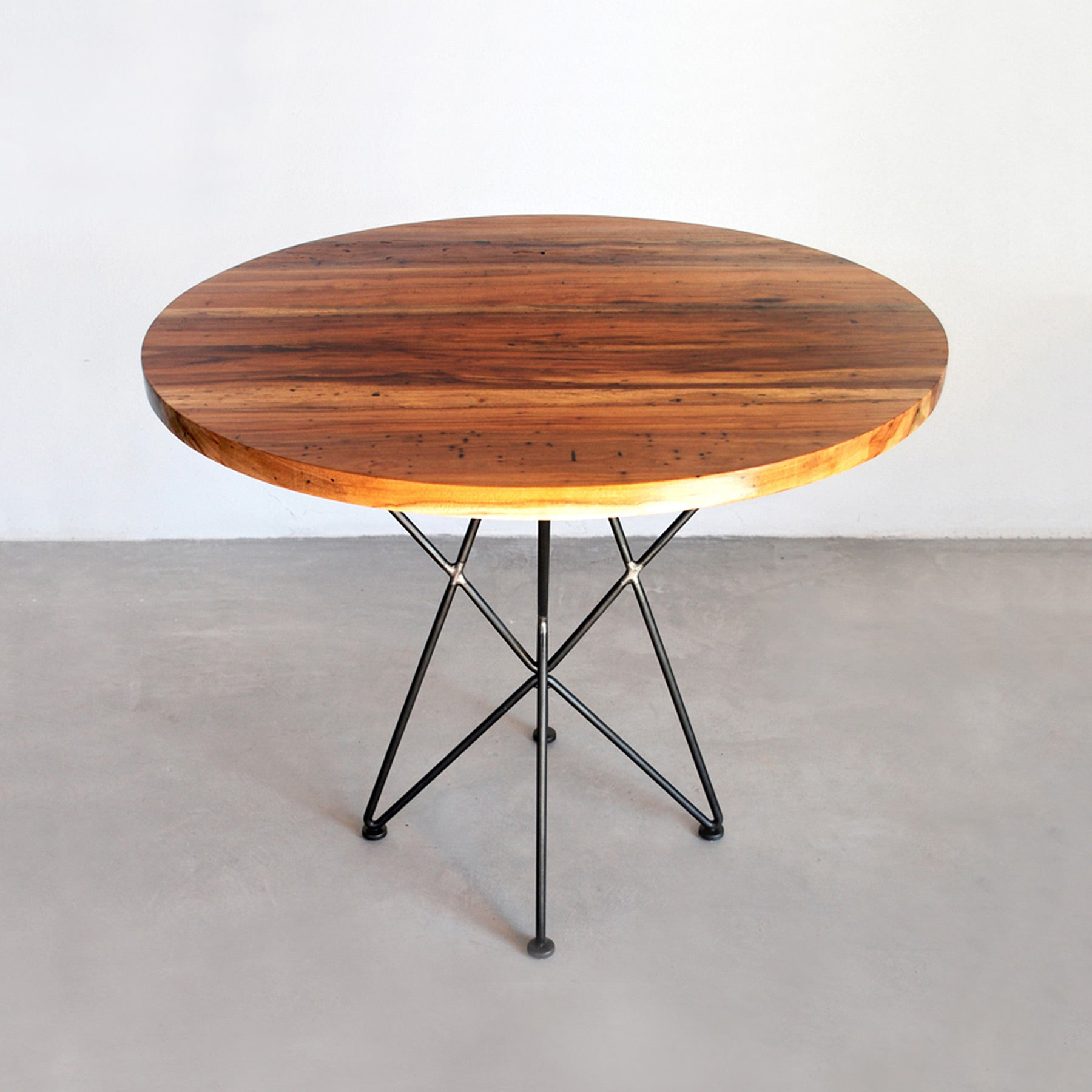 on sale 0004b a1d82 Pecan Top Round Cafe Table 36