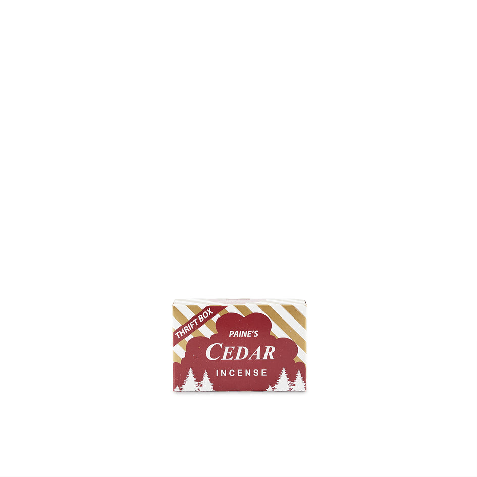 Cedar Cone Incense (Box of 50) Image 1