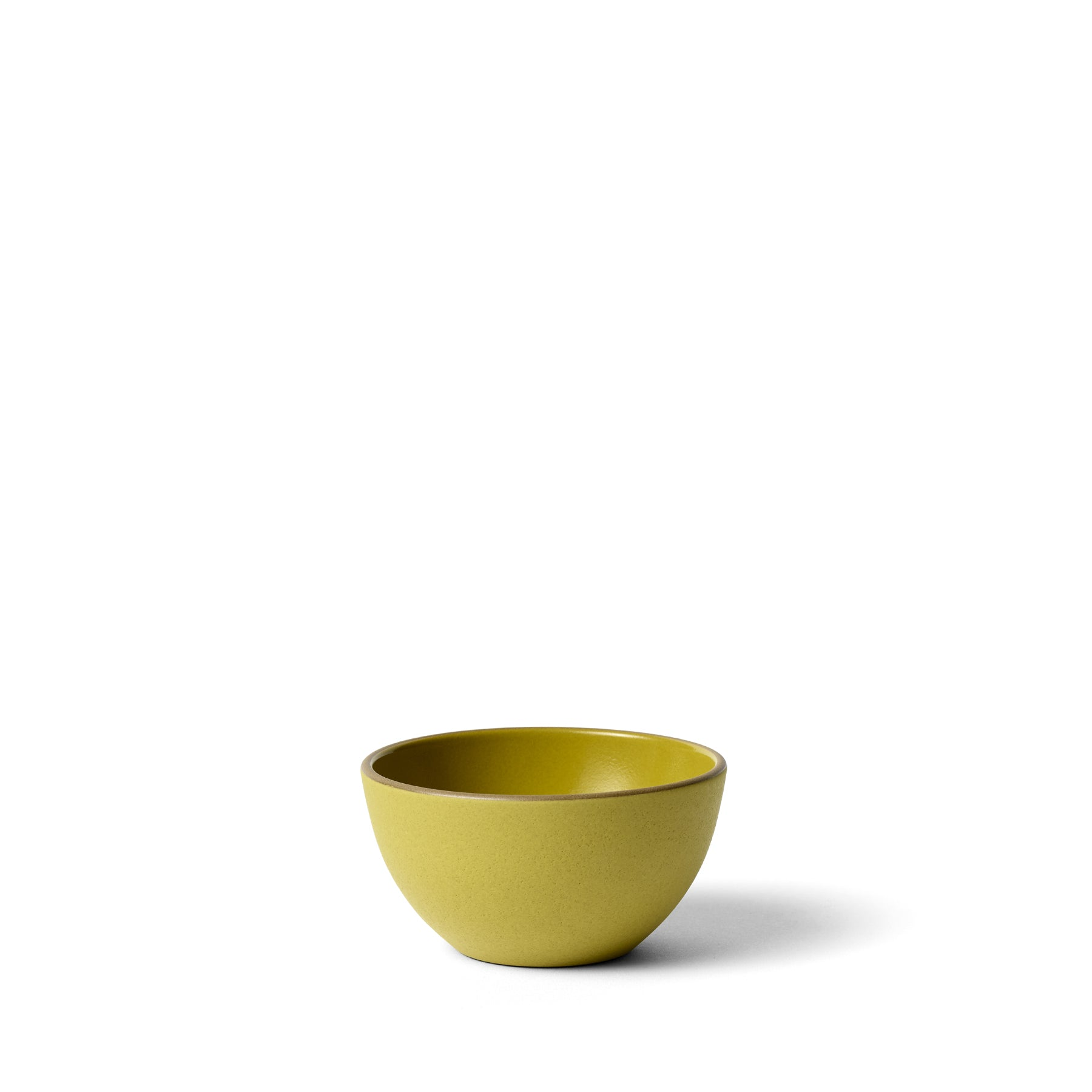 Dessert Bowl in Canary Gloss/Canary Zoom Image 1