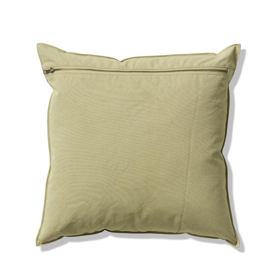 Sturdy Girl Pillow in Fiddlehead Zoom Image 2