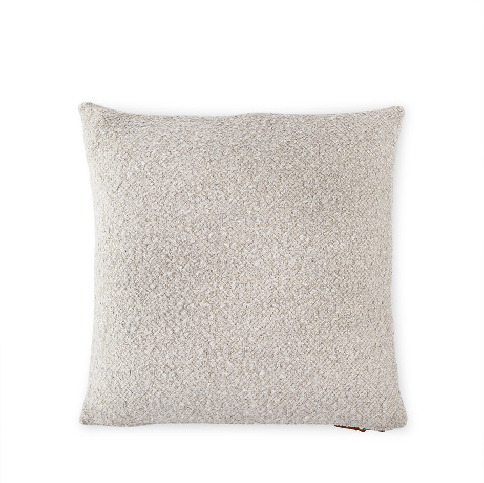Wooley Pillow in Cement Image 1
