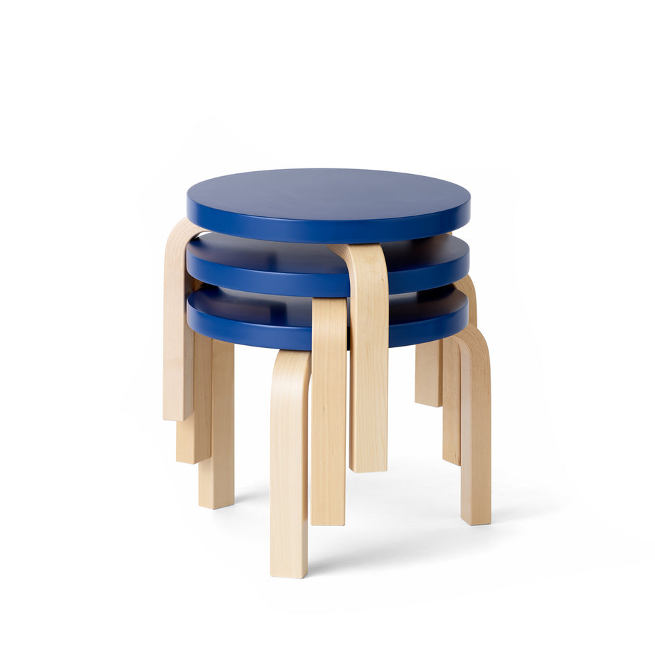 Stool 60 Low in Moonstone Image 5