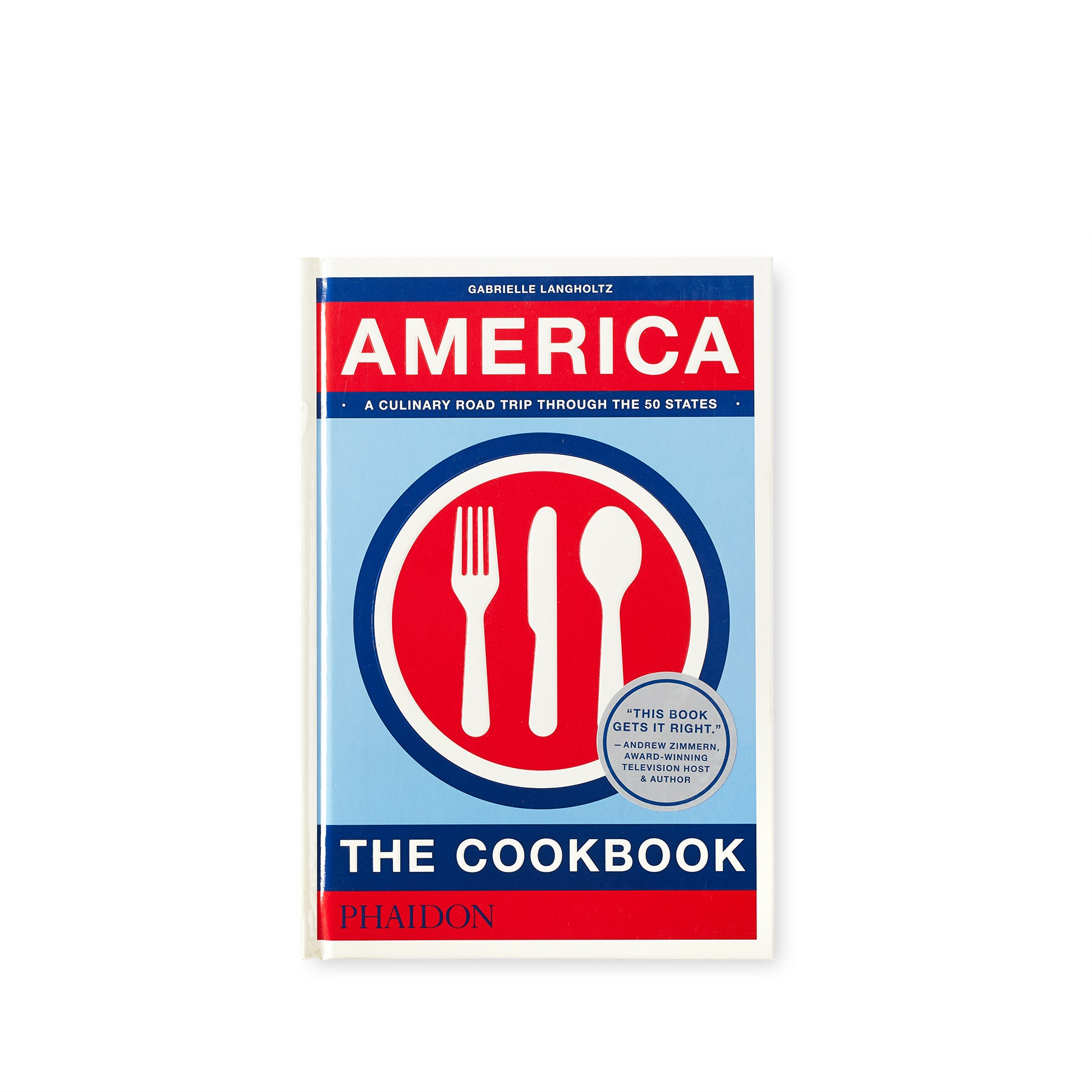 America: The Cookbook Zoom Image 1