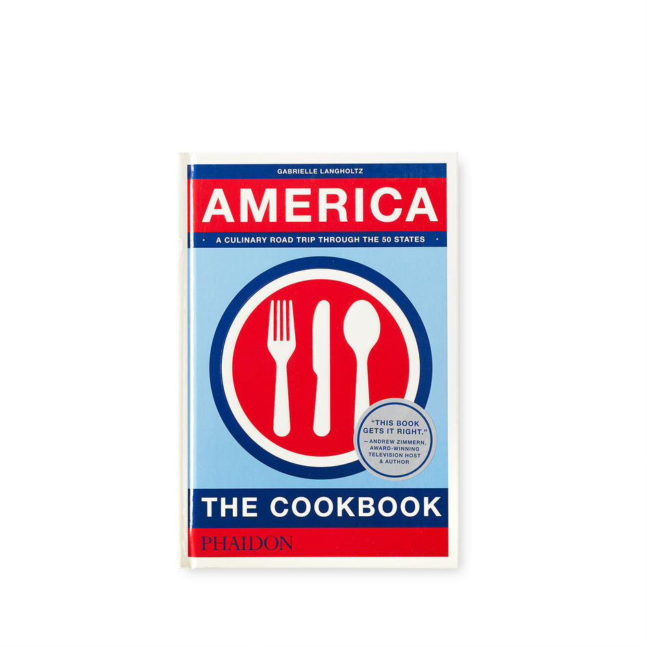 America: The Cookbook Image 1