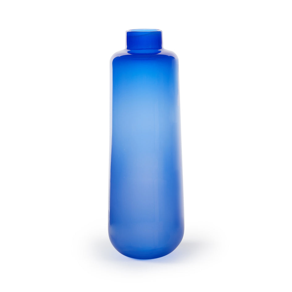 Tall Vase in Royal Blue Image 1