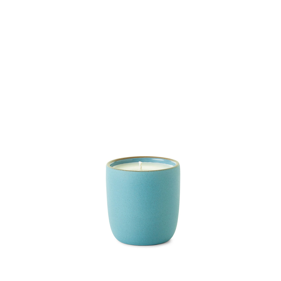 Lavender and Cedarwood Candle in Wave Cup Image 1