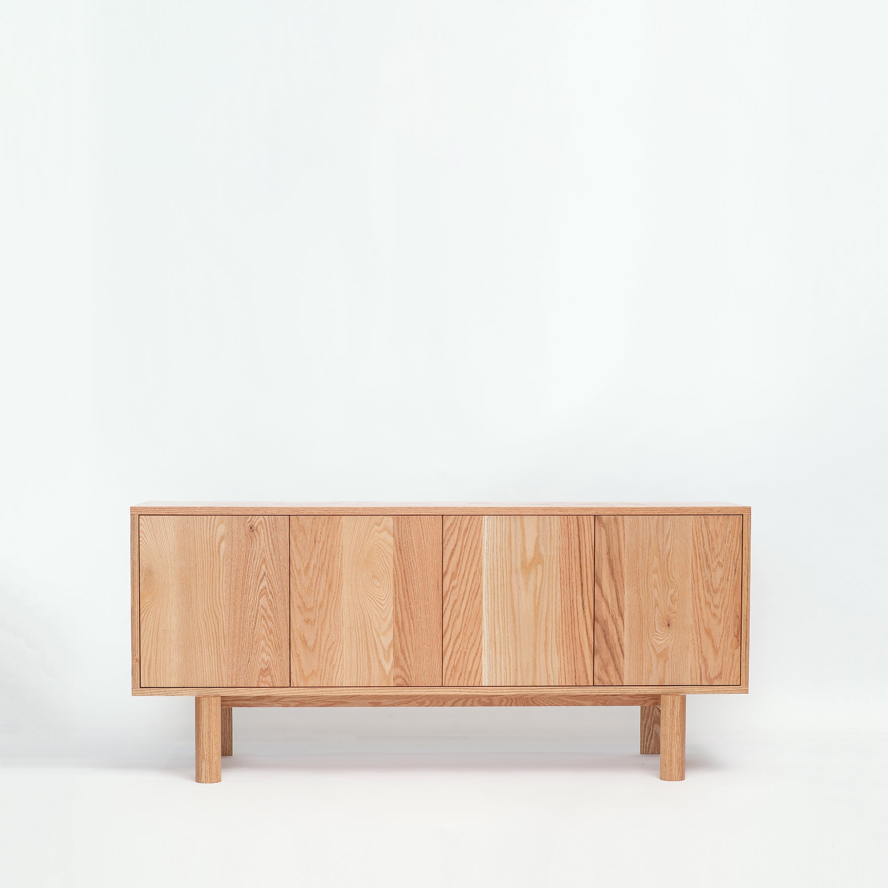Brower Credenza in Oak Zoom Image 1