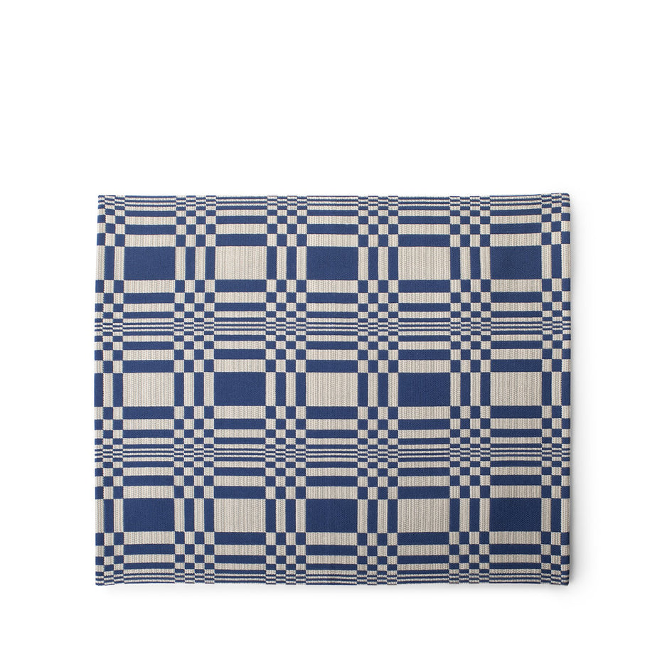 Doris Placemat in Blue Image 1