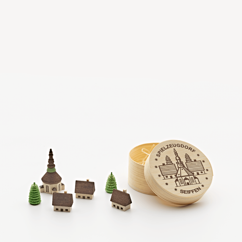 Mini Village in Box Image 1