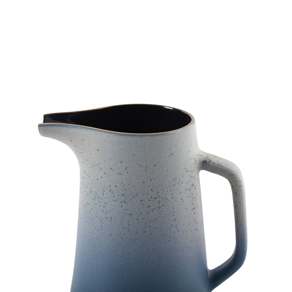Large Pitcher in Fog and Tahoe Image 3