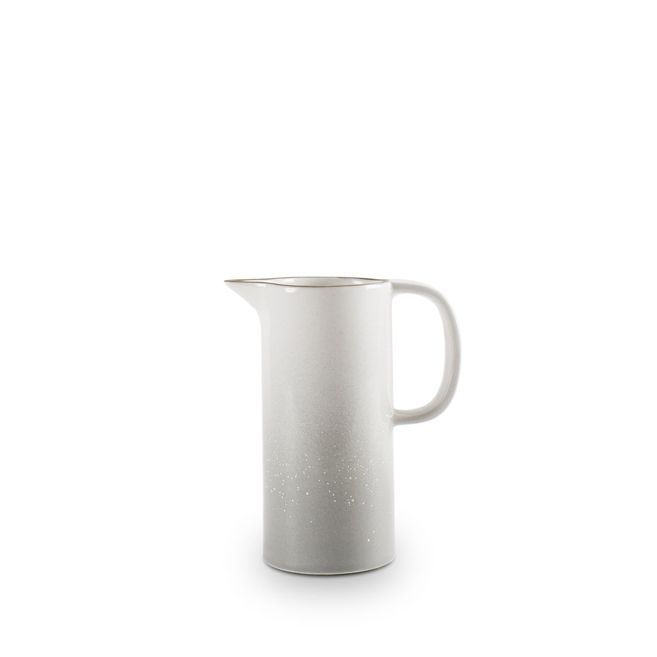 Small Pitcher in Light Grey Whale Gradient Image 1