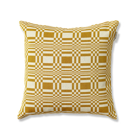 Doris Pillow in Ochre