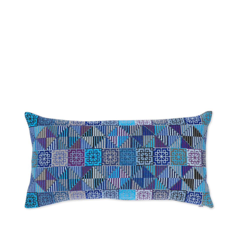 Ola Pillow in Blue Image 1