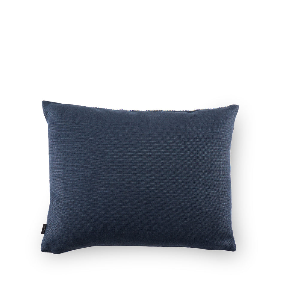 Ensaf Pillow in Blue Zoom Image 2