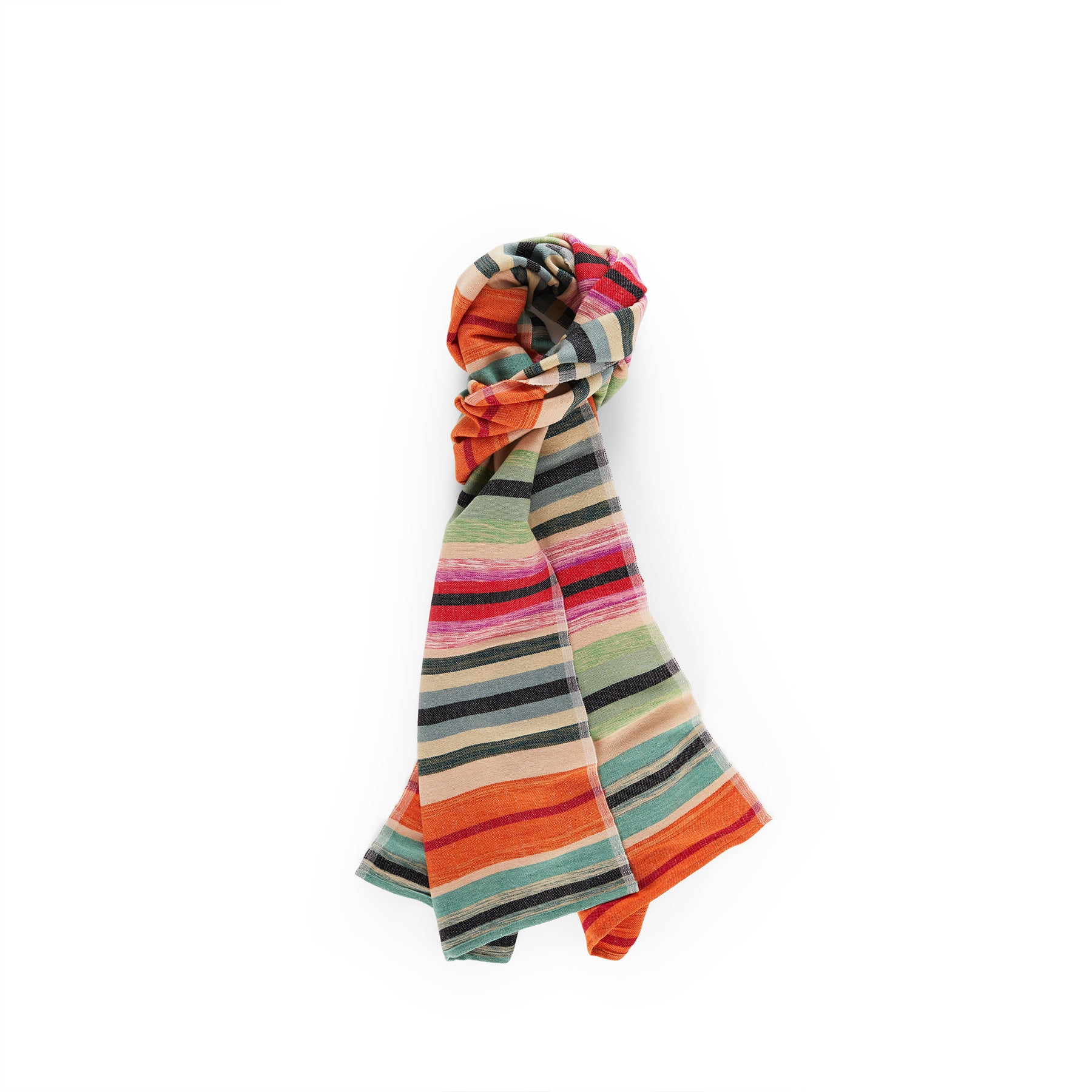 Desert Scarf in Mint Zoom Image 1