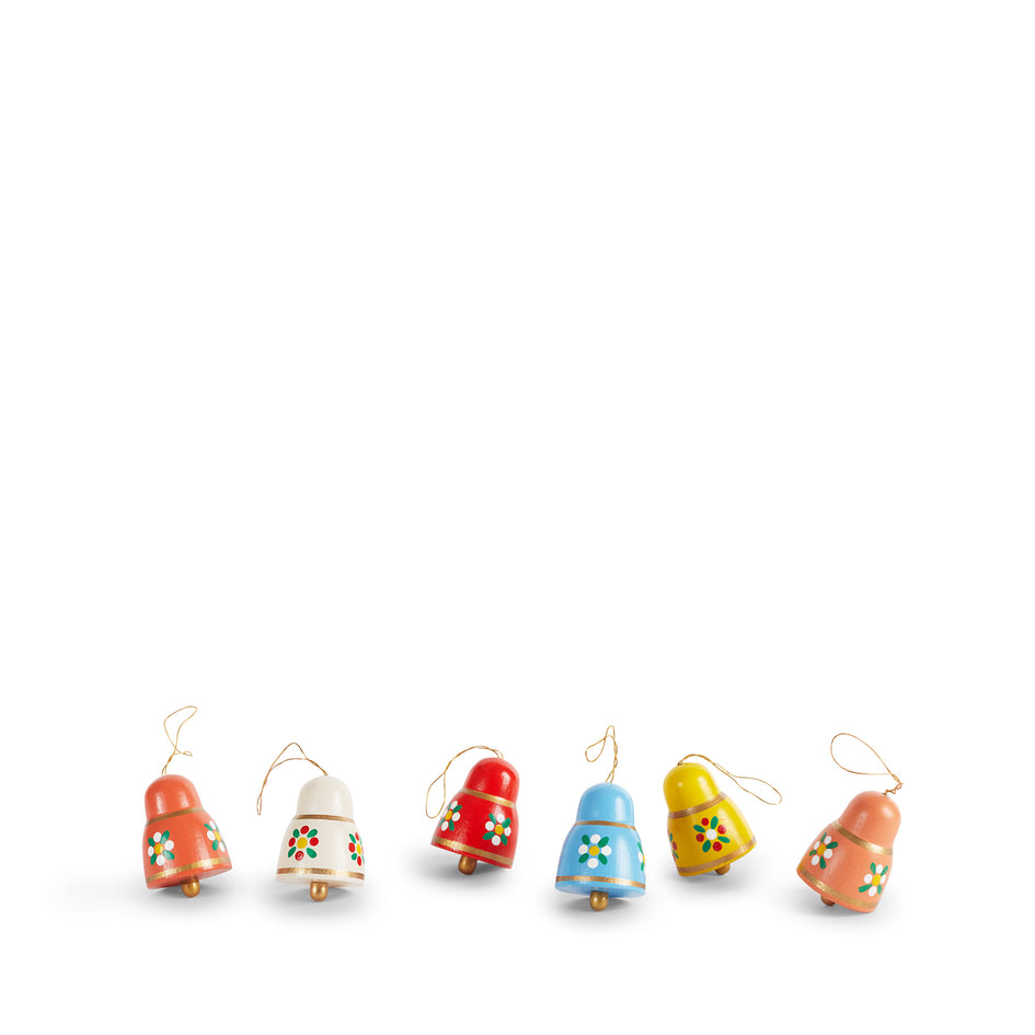 Ornament Bells (Set of 6) Image 1