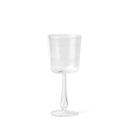 Luisa Calice Stem Glass in Clear
