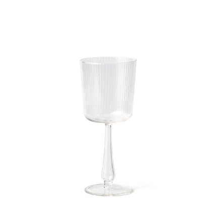 Luisa Calice Stem Glass in Millerighe